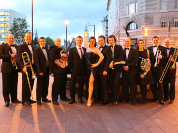 Bond tribute band